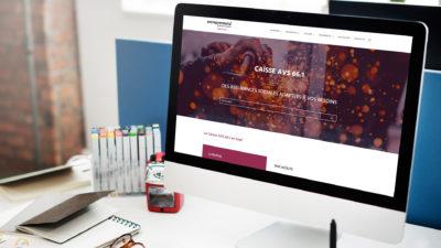 Lancement d'un nouveau site pour les assurances sociales